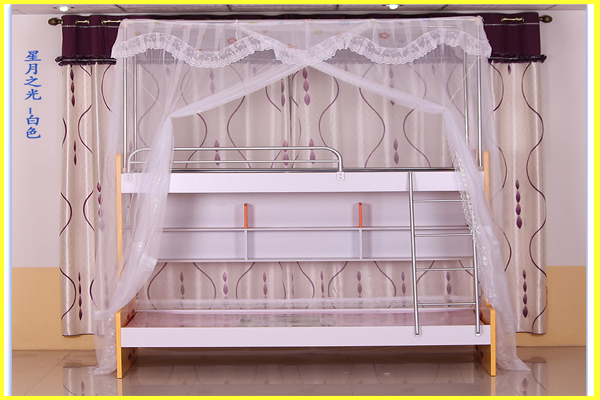 DOUBLE DECKER MOSQUITO NET(WHITE)