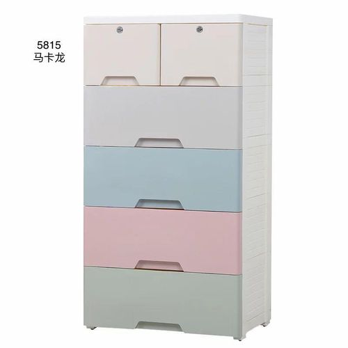 Chest Drawer(Mixed colours)