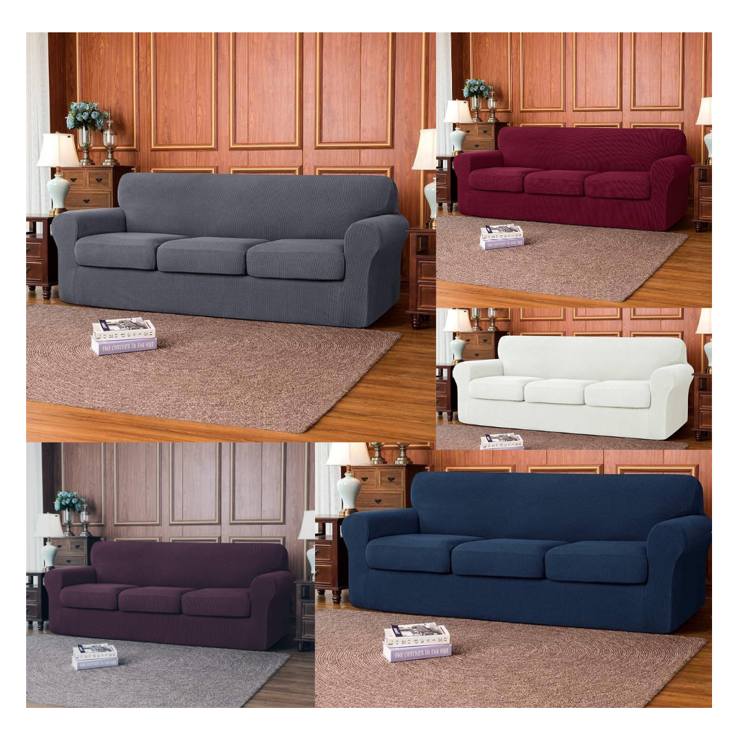 Luxurious Seat Covers(1 Seater)
