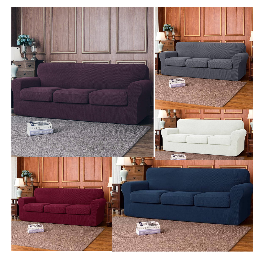 Luxurious Seat Covers(2 Seater)