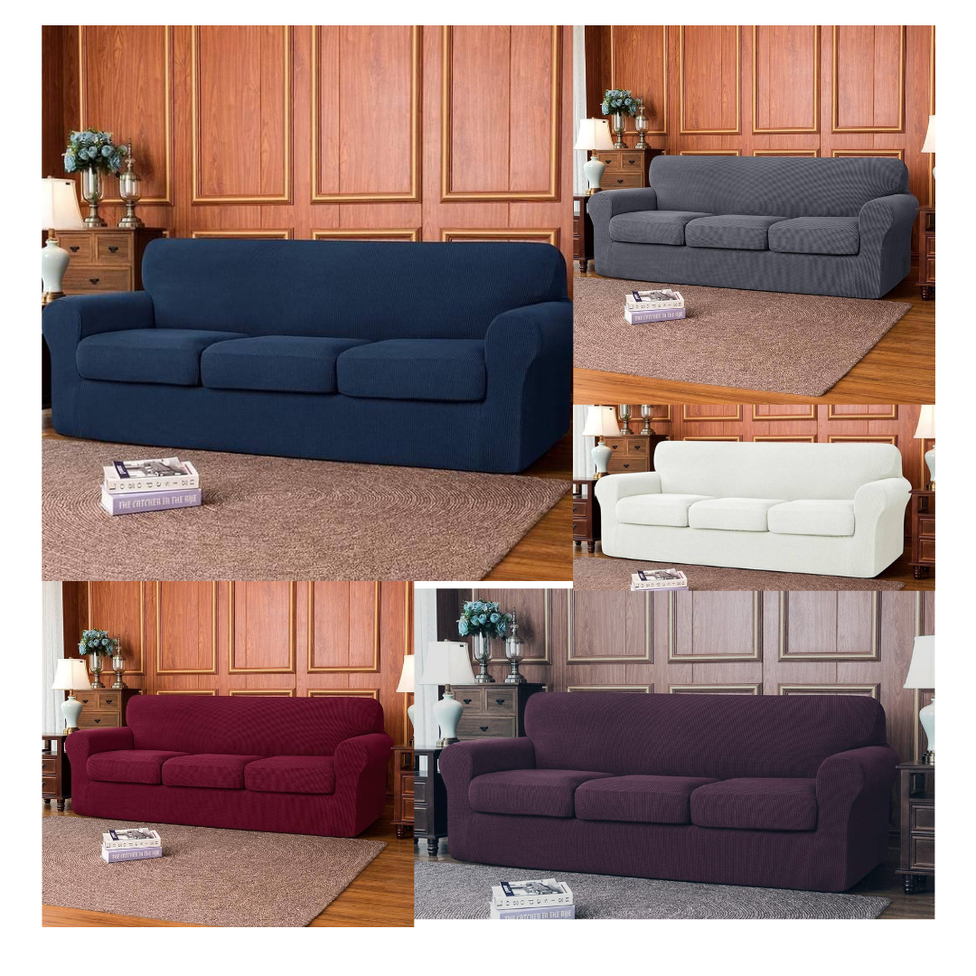 Luxurious Seat Covers(3:1:1)5 Seater